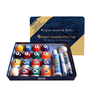 Billiards Pool Ball Sets