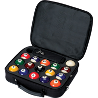 Billiards Ball Storage