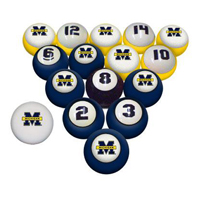 Licensed Pool Ball Sets