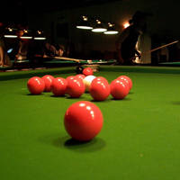 Pool and Billiard Balls