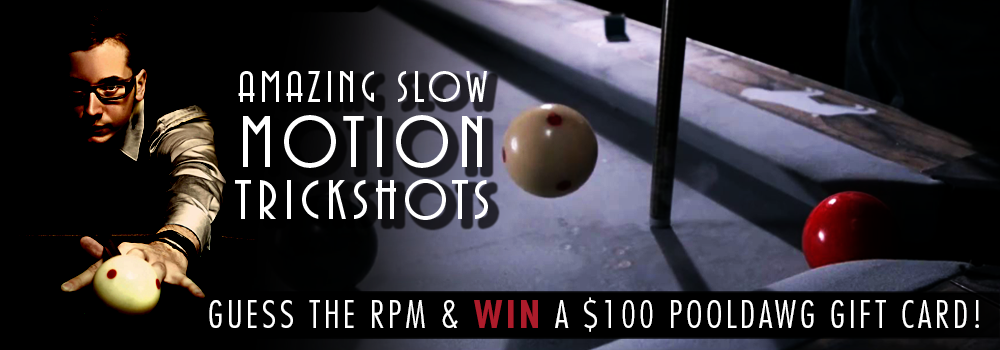 Slow Motion Sneak Peek Contest