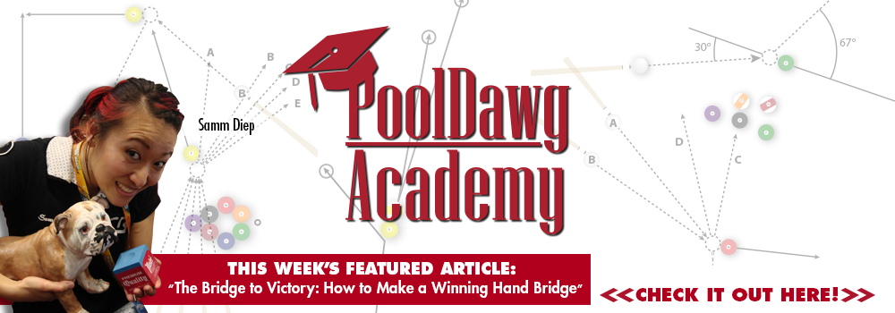 How to make a billiard bridge