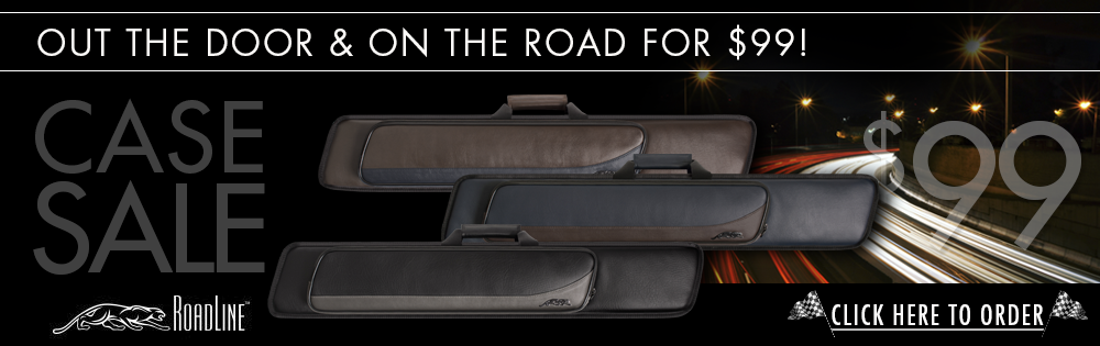 Predator Roadline Cue Case Sale