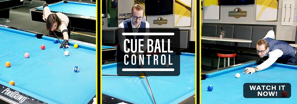 Advanced Cue Ball Control Video