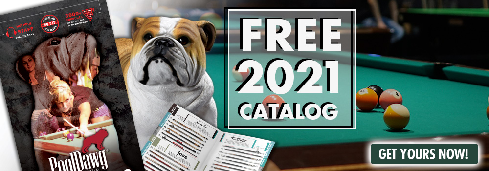 Free PoolDawg 2021 Catalog Sign up